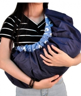 Quality 5 colors side carry ergonomic newborn wrap baby carrier backpack sling front facing infant organic basket
